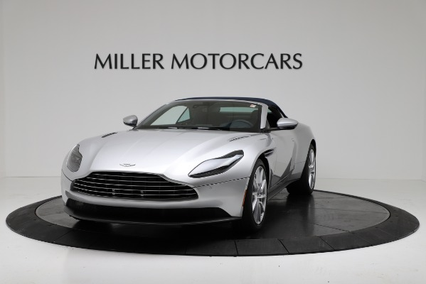 Used 2019 Aston Martin DB11 Volante for sale $204,900 at Bentley Greenwich in Greenwich CT 06830 13