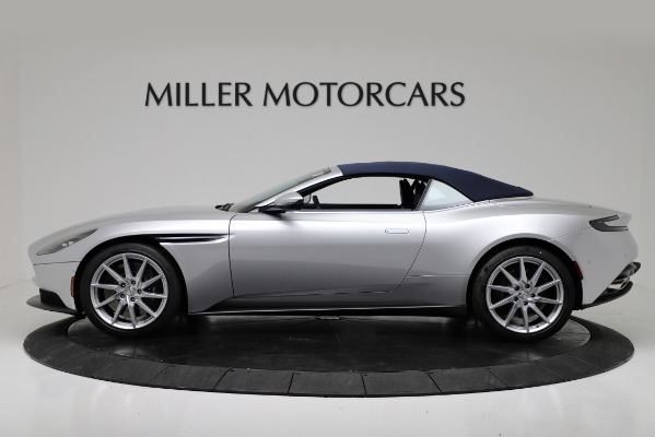 Used 2019 Aston Martin DB11 Volante for sale $204,900 at Bentley Greenwich in Greenwich CT 06830 14