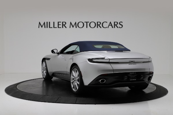 Used 2019 Aston Martin DB11 Volante for sale $204,900 at Bentley Greenwich in Greenwich CT 06830 15