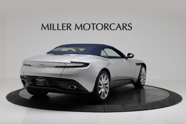 Used 2019 Aston Martin DB11 Volante for sale $204,900 at Bentley Greenwich in Greenwich CT 06830 16