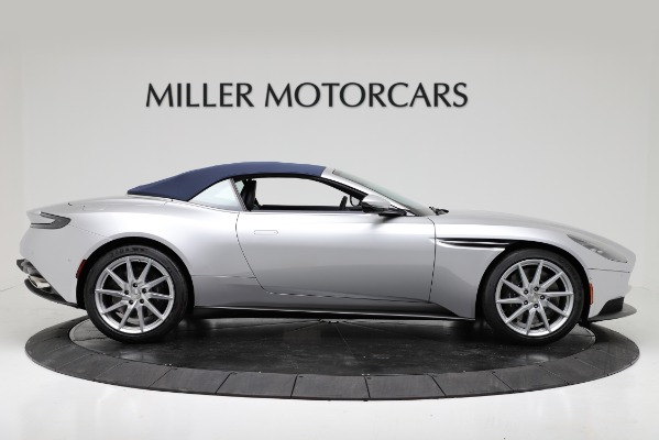 Used 2019 Aston Martin DB11 Volante for sale $204,900 at Bentley Greenwich in Greenwich CT 06830 17