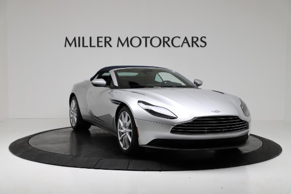 Used 2019 Aston Martin DB11 Volante for sale $204,900 at Bentley Greenwich in Greenwich CT 06830 18