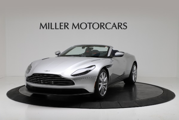 Used 2019 Aston Martin DB11 Volante for sale $204,900 at Bentley Greenwich in Greenwich CT 06830 2