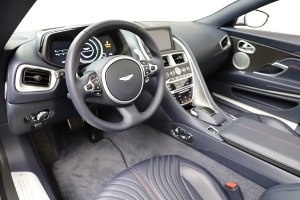 New 2019 Aston Martin DB11 V8 for sale Sold at Bentley Greenwich in Greenwich CT 06830 20