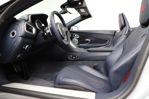 Used 2019 Aston Martin DB11 Volante for sale $204,900 at Bentley Greenwich in Greenwich CT 06830 21