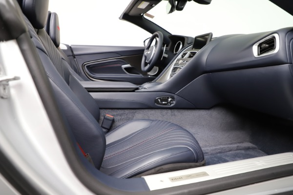 Used 2019 Aston Martin DB11 Volante for sale $204,900 at Bentley Greenwich in Greenwich CT 06830 26