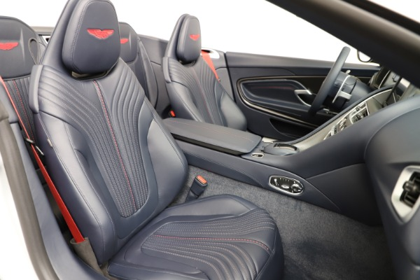New 2019 Aston Martin DB11 V8 for sale Sold at Bentley Greenwich in Greenwich CT 06830 27