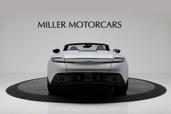 New 2019 Aston Martin DB11 V8 for sale Sold at Bentley Greenwich in Greenwich CT 06830 6