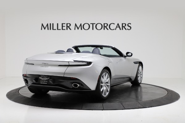 Used 2019 Aston Martin DB11 Volante for sale $204,900 at Bentley Greenwich in Greenwich CT 06830 7