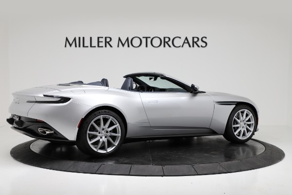 Used 2019 Aston Martin DB11 Volante for sale $204,900 at Bentley Greenwich in Greenwich CT 06830 8