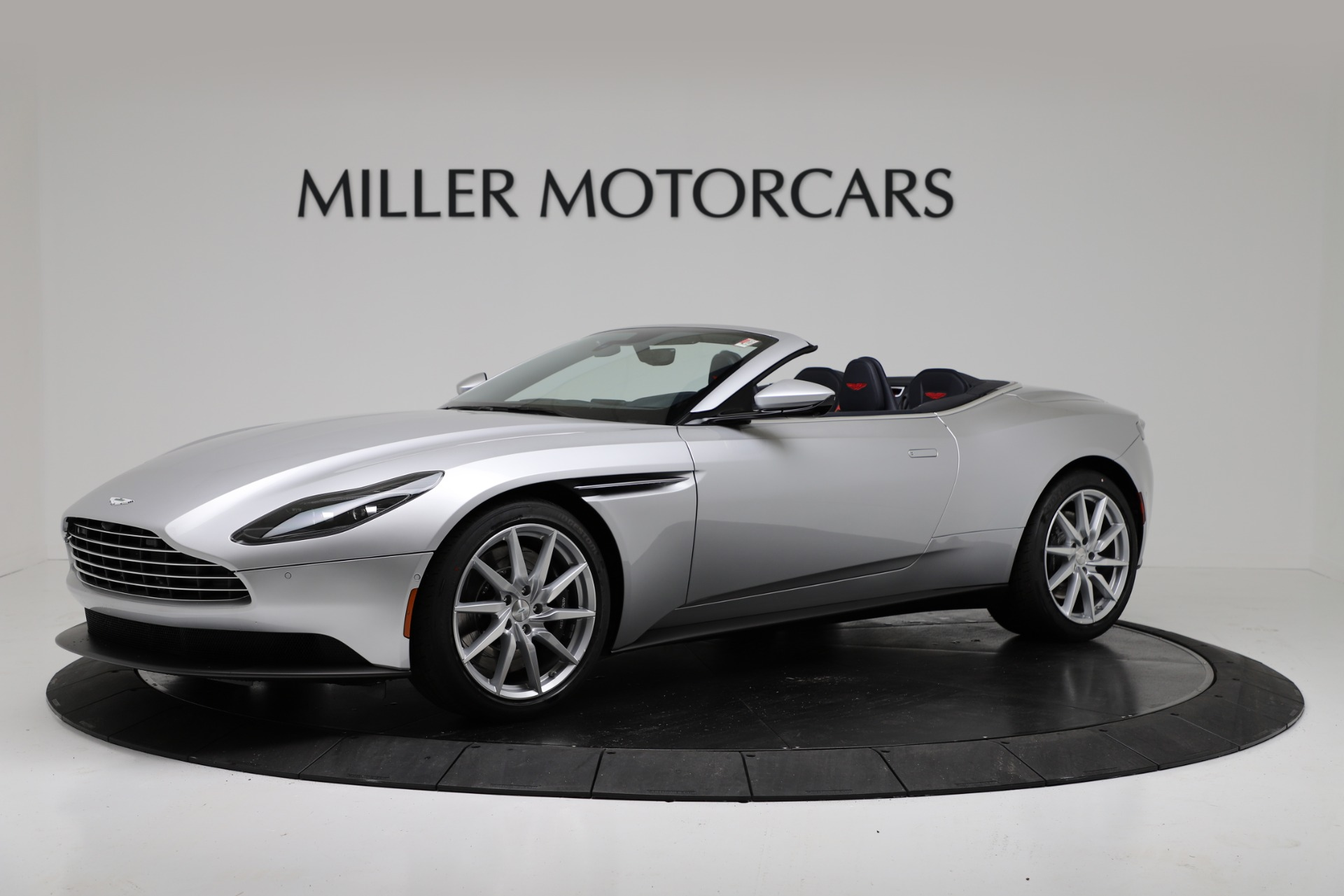New 2019 Aston Martin DB11 V8 for sale Sold at Bentley Greenwich in Greenwich CT 06830 1