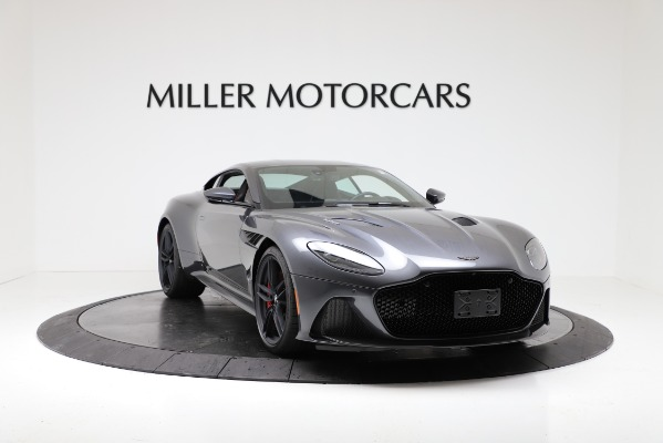 New 2019 Aston Martin DBS Superleggera Coupe for sale $354,221 at Bentley Greenwich in Greenwich CT 06830 10