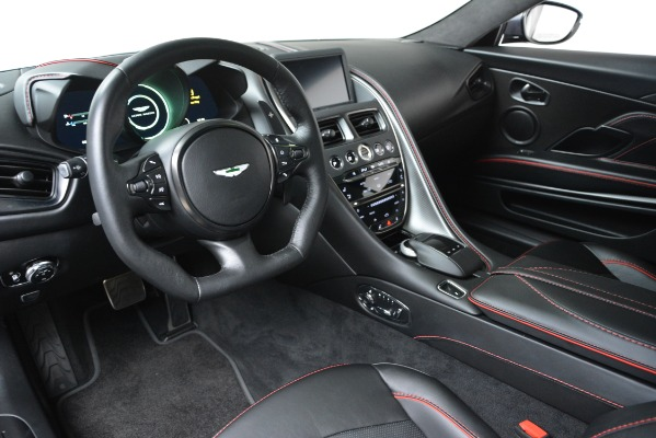 New 2019 Aston Martin DBS Superleggera Coupe for sale $354,221 at Bentley Greenwich in Greenwich CT 06830 11
