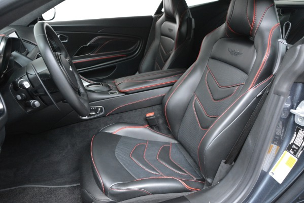 New 2019 Aston Martin DBS Superleggera Coupe for sale Sold at Bentley Greenwich in Greenwich CT 06830 13
