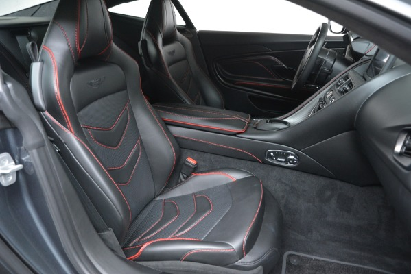New 2019 Aston Martin DBS Superleggera Coupe for sale Sold at Bentley Greenwich in Greenwich CT 06830 16