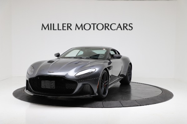 New 2019 Aston Martin DBS Superleggera Coupe for sale $354,221 at Bentley Greenwich in Greenwich CT 06830 2