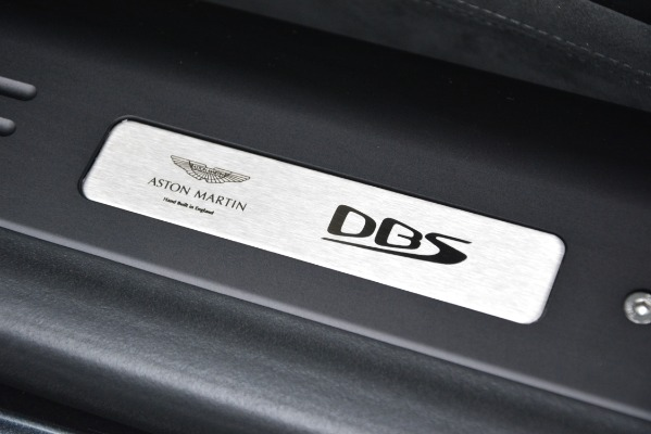 New 2019 Aston Martin DBS Superleggera Coupe for sale Sold at Bentley Greenwich in Greenwich CT 06830 20