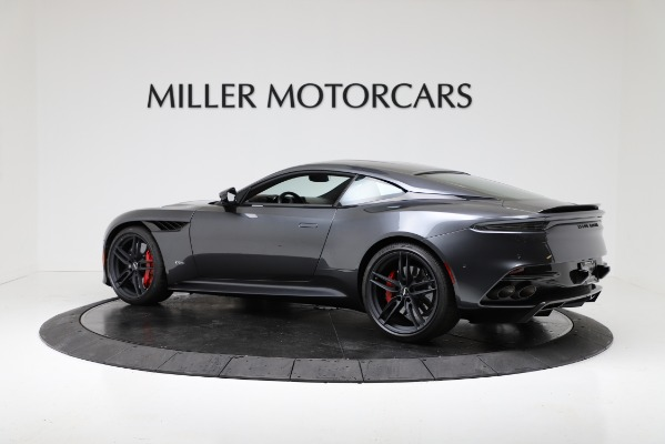 New 2019 Aston Martin DBS Superleggera Coupe for sale Sold at Bentley Greenwich in Greenwich CT 06830 4