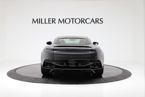 New 2019 Aston Martin DBS Superleggera Coupe for sale $354,221 at Bentley Greenwich in Greenwich CT 06830 5