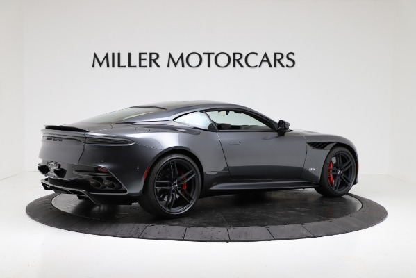 New 2019 Aston Martin DBS Superleggera Coupe for sale Sold at Bentley Greenwich in Greenwich CT 06830 7