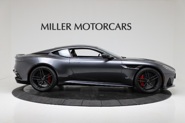 New 2019 Aston Martin DBS Superleggera Coupe for sale $354,221 at Bentley Greenwich in Greenwich CT 06830 8