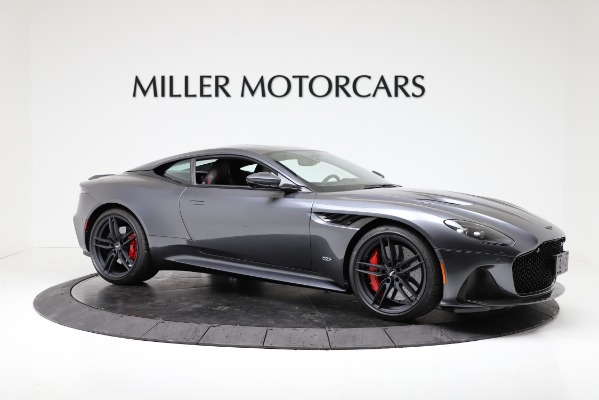 New 2019 Aston Martin DBS Superleggera Coupe for sale $354,221 at Bentley Greenwich in Greenwich CT 06830 9