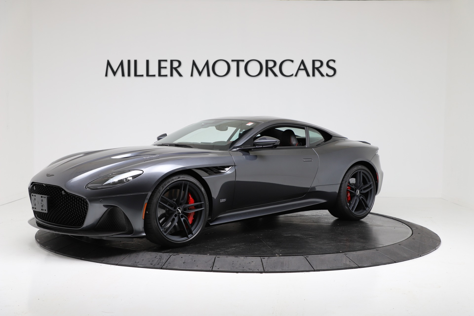 New 2019 Aston Martin DBS Superleggera Coupe for sale $354,221 at Bentley Greenwich in Greenwich CT 06830 1