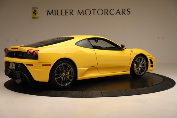 Used 2008 Ferrari F430 Scuderia for sale Sold at Bentley Greenwich in Greenwich CT 06830 8