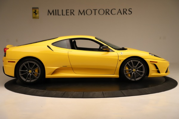 Used 2008 Ferrari F430 Scuderia for sale Sold at Bentley Greenwich in Greenwich CT 06830 9
