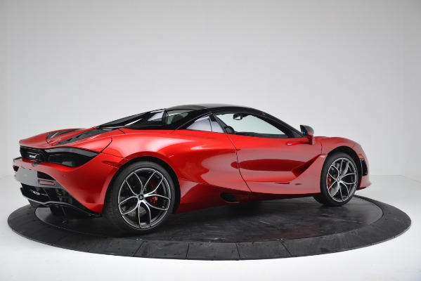 New 2020 McLaren 720S SPIDER Convertible for sale $383,640 at Bentley Greenwich in Greenwich CT 06830 10