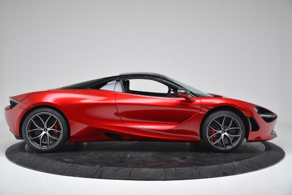New 2020 McLaren 720S SPIDER Convertible for sale $383,640 at Bentley Greenwich in Greenwich CT 06830 11