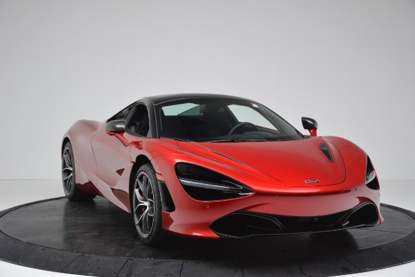 New 2020 McLaren 720S SPIDER Convertible for sale $383,640 at Bentley Greenwich in Greenwich CT 06830 13