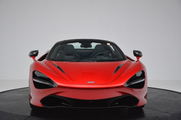 New 2020 McLaren 720S SPIDER Convertible for sale $383,640 at Bentley Greenwich in Greenwich CT 06830 14