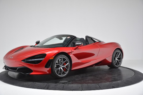 New 2020 McLaren 720S SPIDER Convertible for sale $383,640 at Bentley Greenwich in Greenwich CT 06830 16