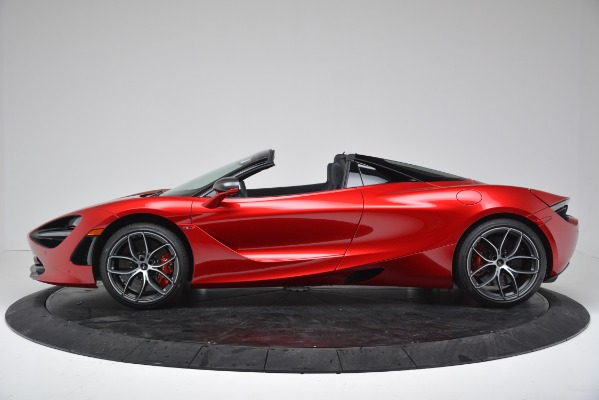 New 2020 McLaren 720S SPIDER Convertible for sale $383,640 at Bentley Greenwich in Greenwich CT 06830 17