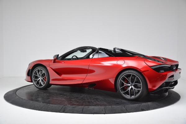 New 2020 McLaren 720S SPIDER Convertible for sale $383,640 at Bentley Greenwich in Greenwich CT 06830 18