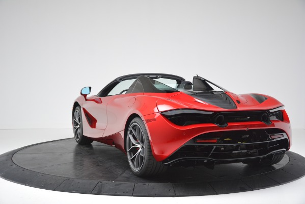 New 2020 McLaren 720S SPIDER Convertible for sale $383,640 at Bentley Greenwich in Greenwich CT 06830 19