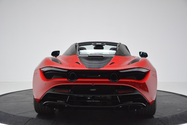 New 2020 McLaren 720S SPIDER Convertible for sale $383,640 at Bentley Greenwich in Greenwich CT 06830 20