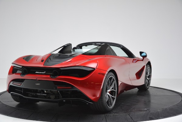 New 2020 McLaren 720S SPIDER Convertible for sale $383,640 at Bentley Greenwich in Greenwich CT 06830 22