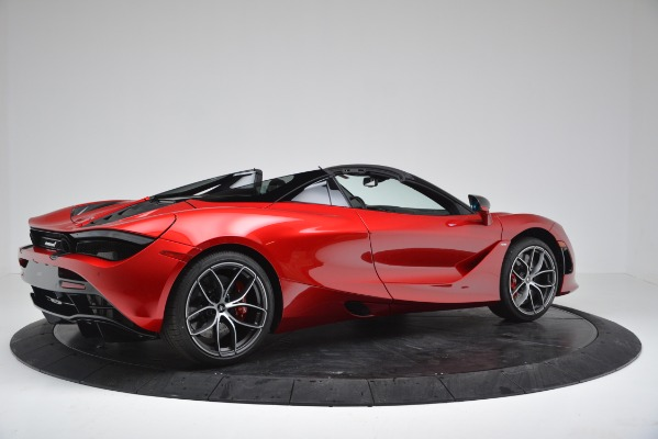 New 2020 McLaren 720S SPIDER Convertible for sale $383,640 at Bentley Greenwich in Greenwich CT 06830 23