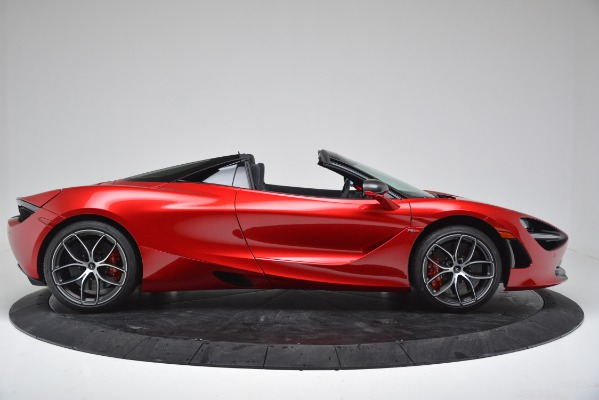 New 2020 McLaren 720S SPIDER Convertible for sale $383,640 at Bentley Greenwich in Greenwich CT 06830 24