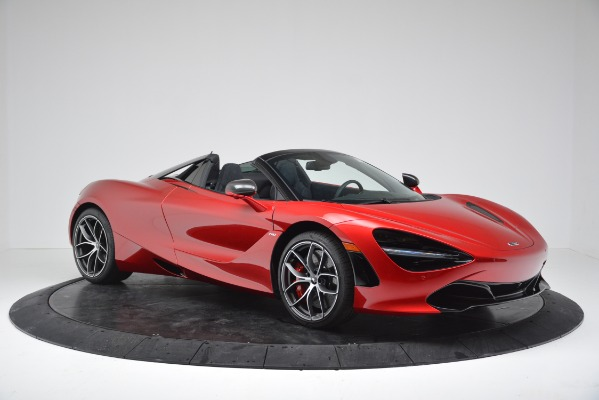 New 2020 McLaren 720S SPIDER Convertible for sale $383,640 at Bentley Greenwich in Greenwich CT 06830 25