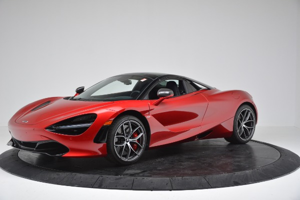New 2020 McLaren 720S SPIDER Convertible for sale $383,640 at Bentley Greenwich in Greenwich CT 06830 4