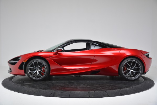 New 2020 McLaren 720S SPIDER Convertible for sale Sold at Bentley Greenwich in Greenwich CT 06830 5