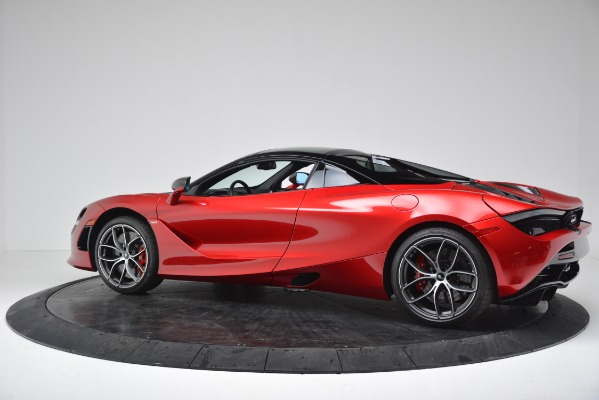 New 2020 McLaren 720S SPIDER Convertible for sale $383,640 at Bentley Greenwich in Greenwich CT 06830 6