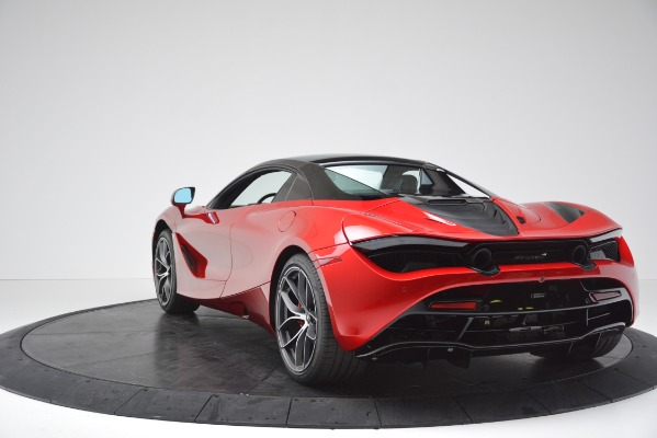 New 2020 McLaren 720S SPIDER Convertible for sale $383,640 at Bentley Greenwich in Greenwich CT 06830 7