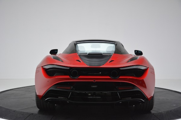 New 2020 McLaren 720S SPIDER Convertible for sale $383,640 at Bentley Greenwich in Greenwich CT 06830 8