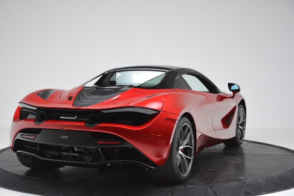 New 2020 McLaren 720S SPIDER Convertible for sale $383,640 at Bentley Greenwich in Greenwich CT 06830 9