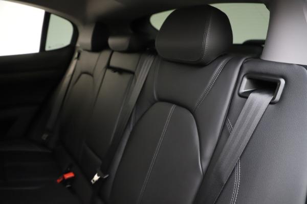 New 2019 Alfa Romeo Stelvio Ti Q4 for sale Sold at Bentley Greenwich in Greenwich CT 06830 18