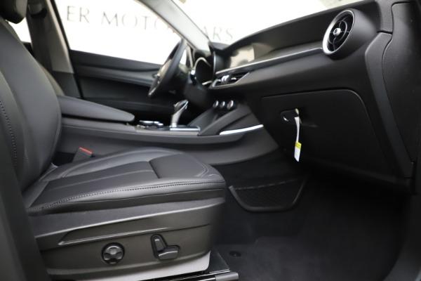 New 2019 Alfa Romeo Stelvio Ti Q4 for sale Sold at Bentley Greenwich in Greenwich CT 06830 23